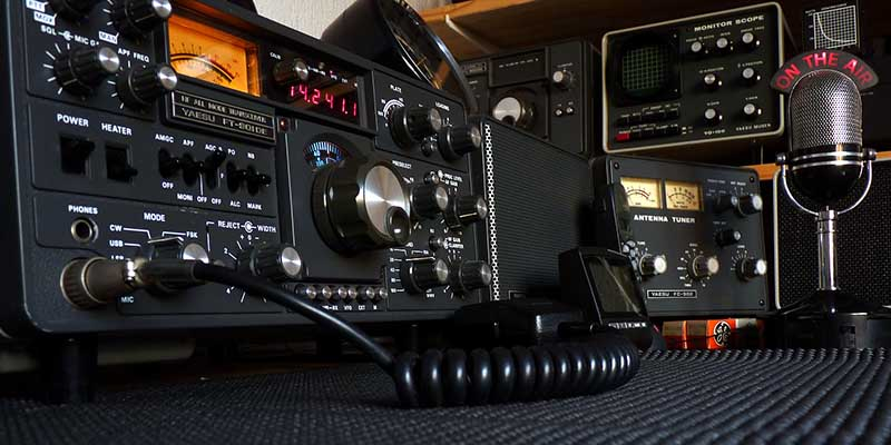 Amateur-radio-photo